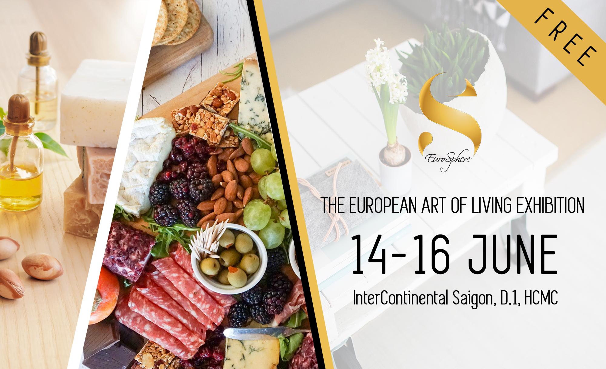 EuroSphere 2019 – The European Art of Living Exhibition in HCMC